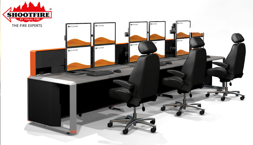 Vimal Fire Controls Pvt Ltd - Modular conference table system